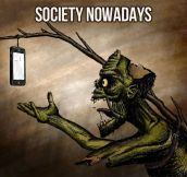 Society these days…