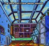 The best room ever…