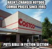 Costco is winning…