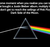Pink Floyd is still boss…