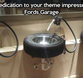 Ford's style…
