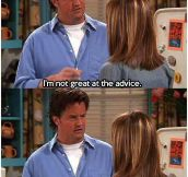 When someone asks for my advice…