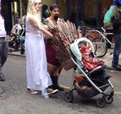 The Iron Stroller…