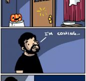3 weeks after Halloween…