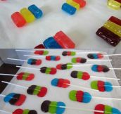 Make your own lollipop…