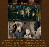 Facts about The Lord of the Rings that you might not have known…