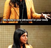 Mindy Kaling is my spirit animal…