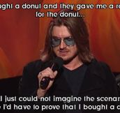 I'm looking at you, Dunkin' Donuts…