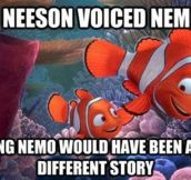 Nemo is Taken…