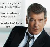 I like his attitude…
