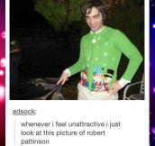 If you ever feel unattractive…