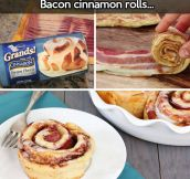 Taking breakfast to the next level…