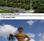 Biggest statues in the world…