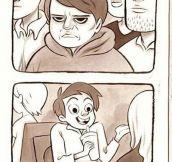My social skills…