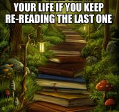 The next chapter of your life…