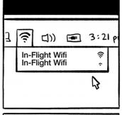 In-Flight WiFi…