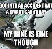 Smart cars…