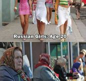 Russian girls…