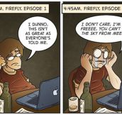Watching Firefly for the first time…