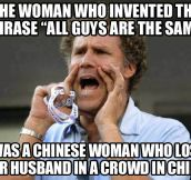 All guys are the same…