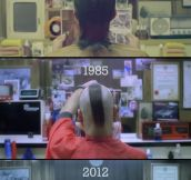 Hairstyles, over time…
