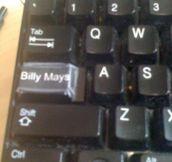 Billy Mays key…