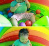 Kids grow up fast…