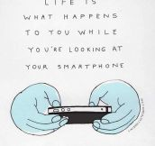 You are probably reading this post on a smartphone…