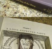 A long-expected party…