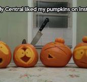 South Pumpkins…