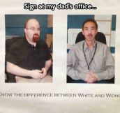Mr. White and Mr. Wong…