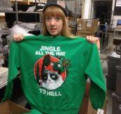 Jingle all the way…