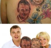 Most realistic tattoo I've ever seen…