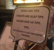 Tips for this great poem…
