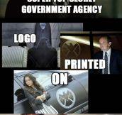 Television logic…