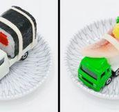Sushi Trucks (11 Pics)