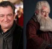 Hobbit Characters Without Makeup (12 Pics)