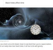Interesting Facts About the Black Holes (20 Pics)