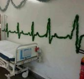 A & E christmas decorations