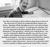 Bill Watterson On Reading