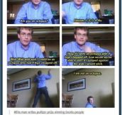 Breaking News! John Green is not an octupus