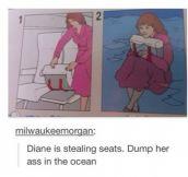 Damn it Diane