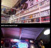 Epic beer cans collection