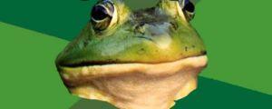 Foul batchelor frog is back! (24pics)