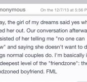 Friendzoned Boyfriend