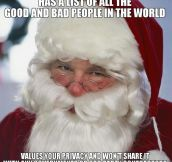 GOOD GUY SANTA CLAUSE