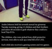 Good guy Andre Johnson