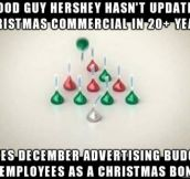 Good guy Hershey
