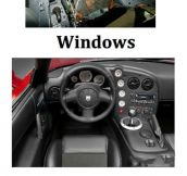 If operative systems were cars
