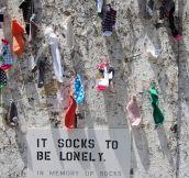 It really socks